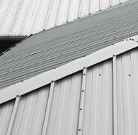 Industrial Metal Roofing